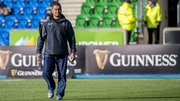 Connacht head coach Pat Lam at Scotstoun