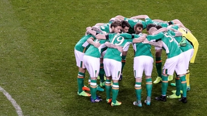 Ireland now sit second in the table