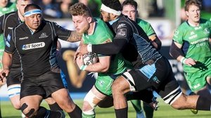 Connacht couldn't make it a clean sweep for the provinces in Glasgow