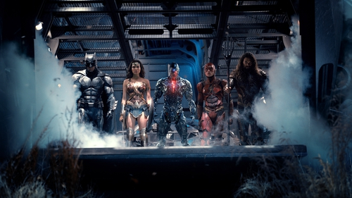 Justice League is the big popcorn movie this weekend