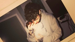 Liam Payne with his newborn son Photo: Liam Payne, Instagram