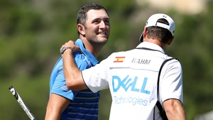 Jon Rahm made short work of his quarter-final match