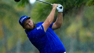 Andrew Johnston carded a sweet 66