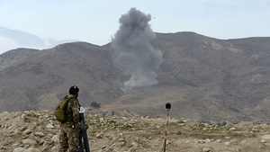 US claims to have killed a leading al-Qaeda militant in an airstrike Afghanistan