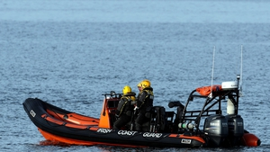 Search teams hope conditions will allow divers to access wreckage