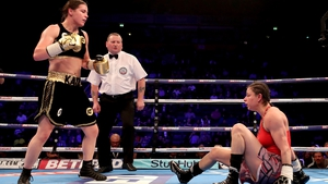 Katie Taylor is unbeaten after four professional fights