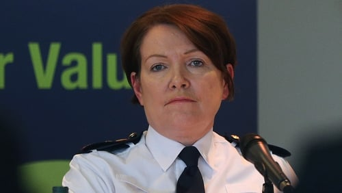 Garda Commissioner Nóirín O'Sullivan is due to appear before the Joint Committee on Justice and Equality
