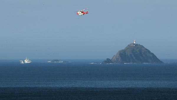 Coast Guard Rescue Helicopter 116 crashed off the coast of Co Mayo on 14 March