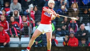 Cork's Patrick Horgan scores the winning point
