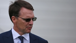Aidan O'Brien is off to a winning start