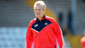 Kieran Kingston was appointed as Cork manager in 2015