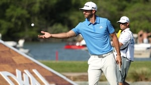 Johnson completed the set of WGC events with Match Play triumph