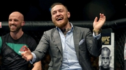 UFC and boxing (?) star Conor McGregor