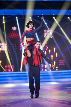 Week 12: Aidan was a superhero with those lifts last night! Himself and Valeria made for a serious power couple in those outfits!
