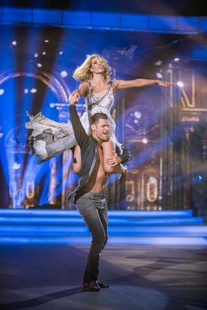 Week 12: A show stopping performance from Aoibhín and Vitali. Aoibhín may not have taken home the trophy but that dress is a winner.