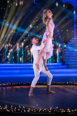 Week 12: Fairy lights, a lilac dress and loose waves for Denise McCormack's stunning final number.