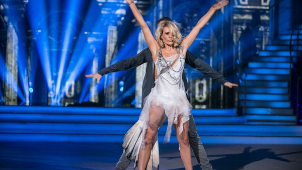 We sat down with Dancing with the Stars contestant Aoibhín Garrihy to find out what one of her highlights from the show has been. She told RTÉ LifeStyle it was all about Queen B.