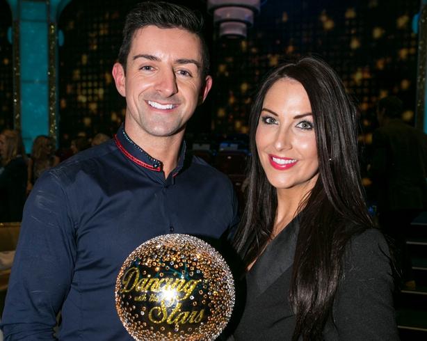 Aidan O'Mahony and Denise