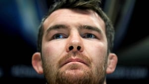 Peter O'Mahony is expecting a huge challenge from Toulouse at Thomond Park