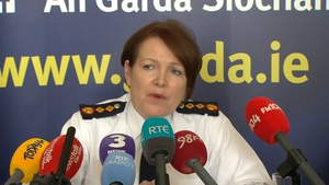 Nóirín O'Sullivan is holding a press conference this afternoon