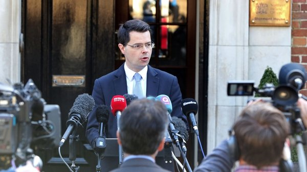 James Brokenshire has the power to call anotherelection immediately, but is keen for a resolution to be reached