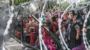 Hungary to hold migrants in camps at its border with Serbia