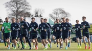 Ireland take on Iceland at 7.45pm tonight