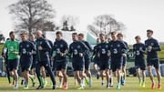 Ireland take on Austria at 7.45pm tonight