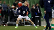 Will Daryl Horgan get a run out?