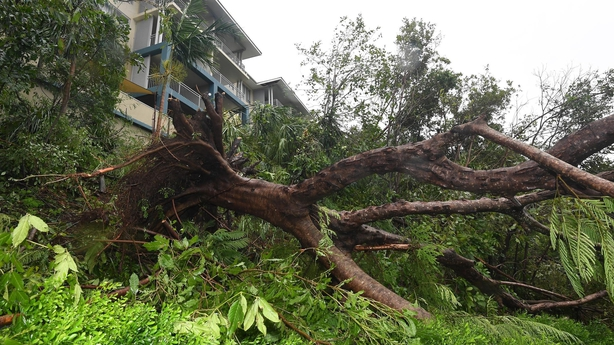 Cyclone Debbie: Queensland cleans up as storm moves inland