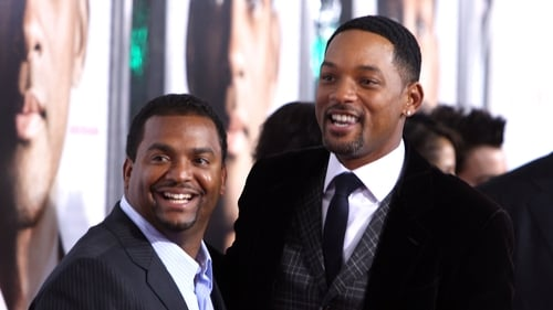 Will Smith and Alfonso Ribeiro have remained friends since the The Fresh Prince finished