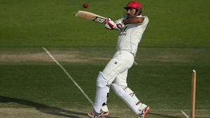 Afghanistan skipper Ashgar Stanikzai's undefeated 110 gave his team a good start against Ireland