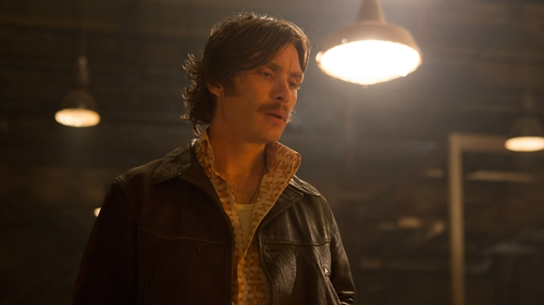 """Cillian Murphy as Chris in Free Fire - """"It was the moustache that got the fee. I don't know what he's done with it, though"""""""