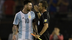 Lionel Messi's harsh words have landed him with a four match ban