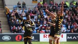 Wasps lead the way in the Aviva Premiership ahead of the Champions Cup quarter-final in Dublin