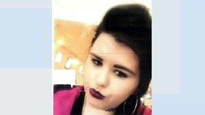 Gardaí are concerned for Jasmine Scally's welfare