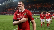 Donnacha Ryan is set for a move to France