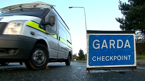 Danny Healy Ray wanted to know who was ordering checkpoints when people are travelling to Mass