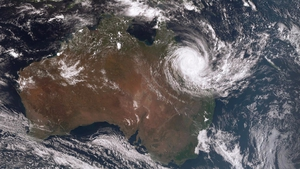 Debbie ripped a trail of destruction through northeast Australia