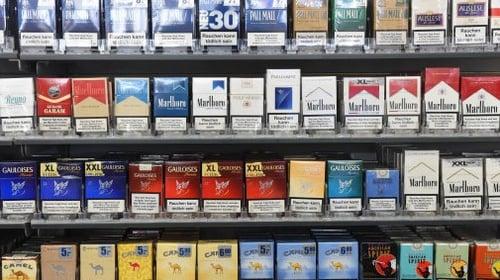 Plain cigarette packaging arrives in September