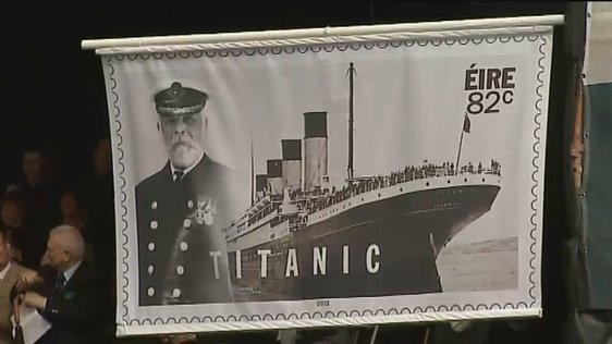 Titanic Commemorative Stamp