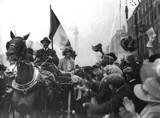 Countess Markievicz (1917)