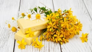 What Irish mother doesn't love a good scented soap? I swear by Bog Standard's Rose Soap, Handmade Soap's Lemongrass & Cedarwood and Garden of Ireland Vegetable Oil Soap in Sweet Lavender.