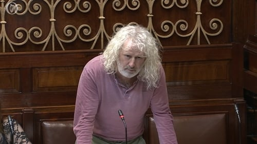 Mick Wallace has been disqualified from involvement in companies for six years