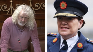 Mick Wallace said Nóirín O'Sullivan has set up a unit staffed with personal friends and associates