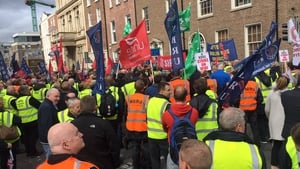 Unions have warned of the 'mother of all strikes'