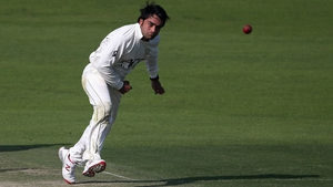 Rashid Khan caused havoc for Ireland