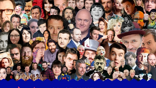 A collage of comedy is ready for Cat Laughs this year