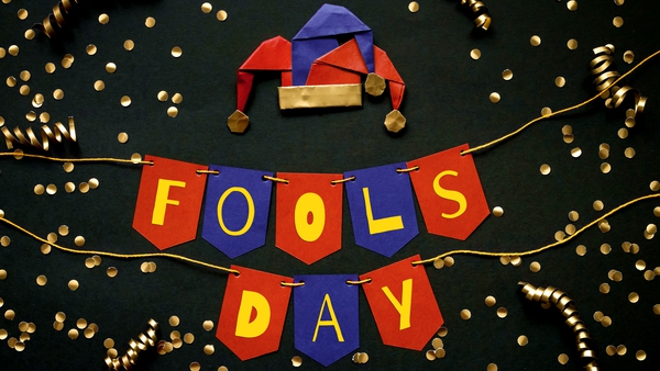 Don't Make a Fool of Yourself - Get Ready for April 1st!
