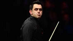 Ronnie O'Sullivan suffered a surprise defeat